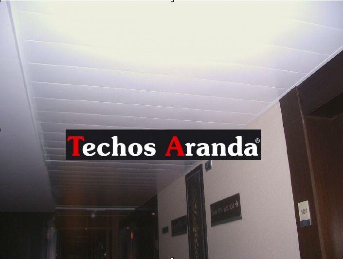 COMPRAR TECHOS DE ALUMINIO EN CASTILLO DE ARO