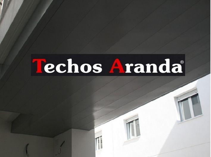 COMPRAR TECHOS DE ALUMINIO EN GINZO DE LIMIA