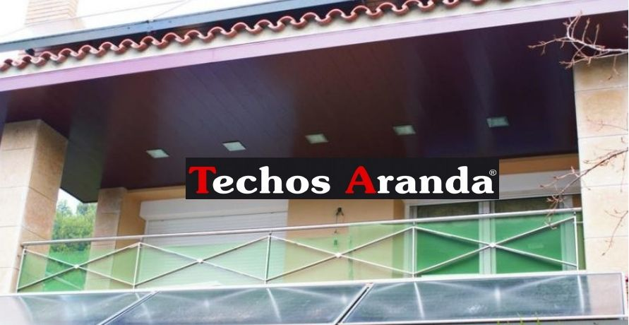 COMPRAR TECHOS DE ALUMINIO EN HUÉTOR VEGA
