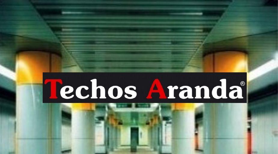 COMPRAR TECHOS DE ALUMINIO EN SALOBREÑA