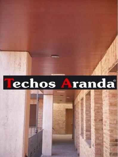 COMPRAR TECHOS DE ALUMINIO EN UTEBO
