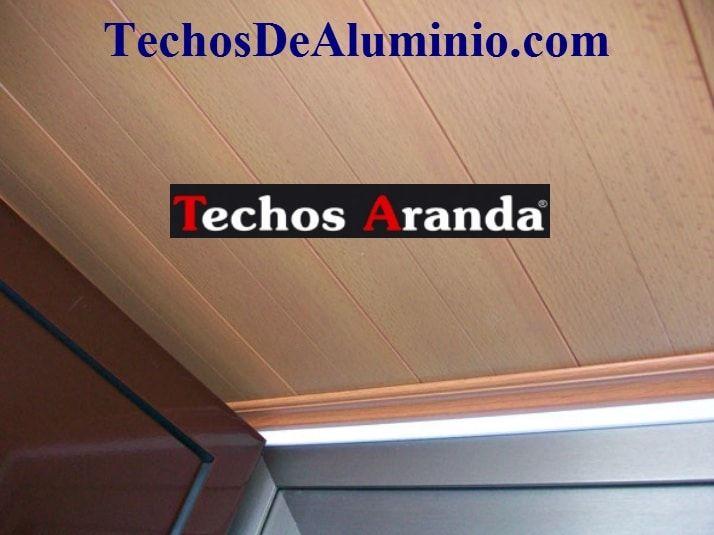 Falsos techos de aluminio en Almendralejo