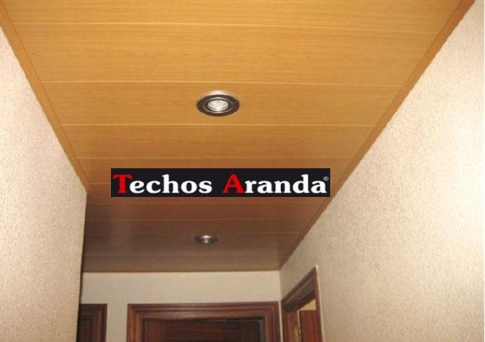 Falsos techos de aluminio en Carmona