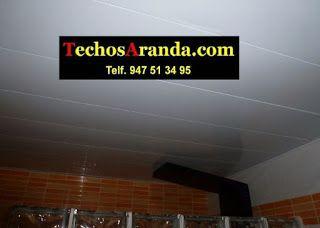 Falsos techos de aluminio en Castellar del Vallés