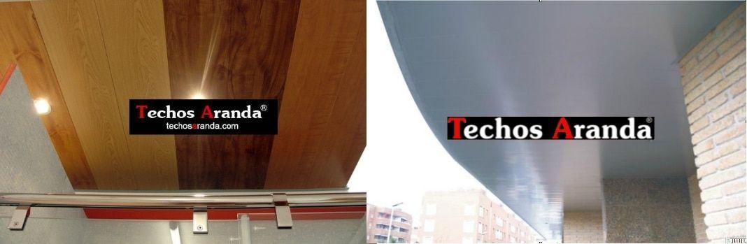 Falsos techos de aluminio en Ibiza