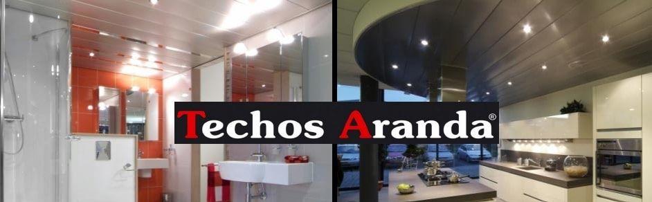 Falsos techos de aluminio en Mahón