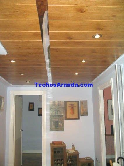 Falsos techos de aluminio en Olot