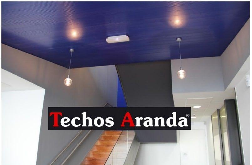 Falsos techos de aluminio en Pilar de la Horadada