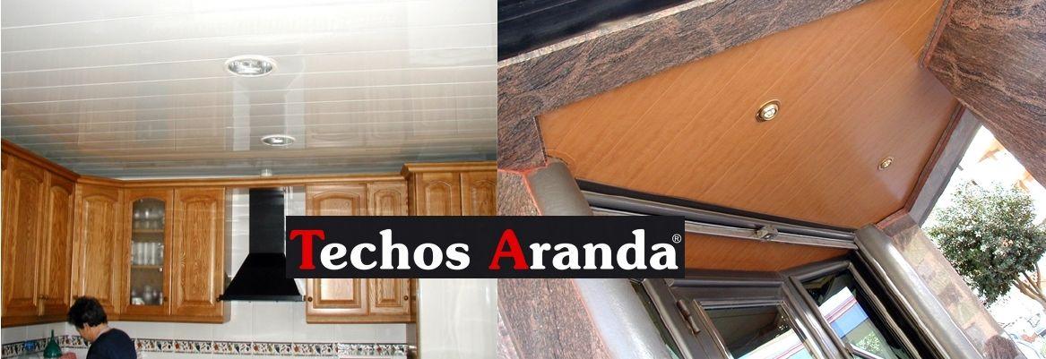 Falsos techos de aluminio en Pineda de Mar