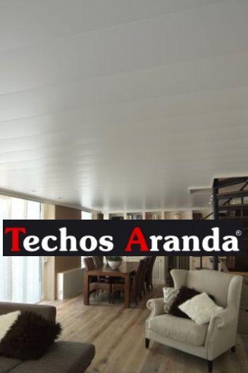 Falsos techos de aluminio en Villarreal