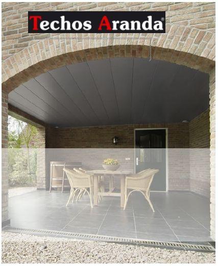 Falsos techos de aluminio en Zamora