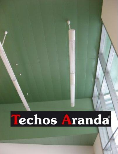 Techos aluminio Alcázar de San Juan