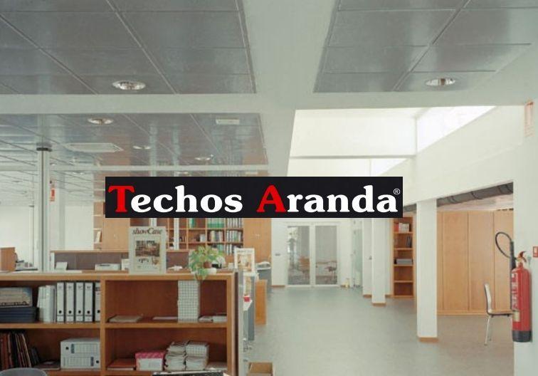 Techos aluminio Aldaya