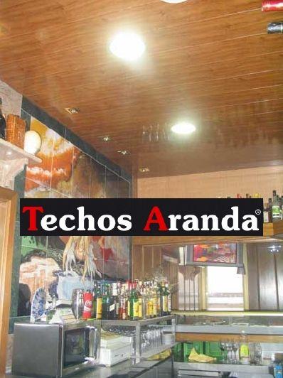 Techos aluminio Alicante