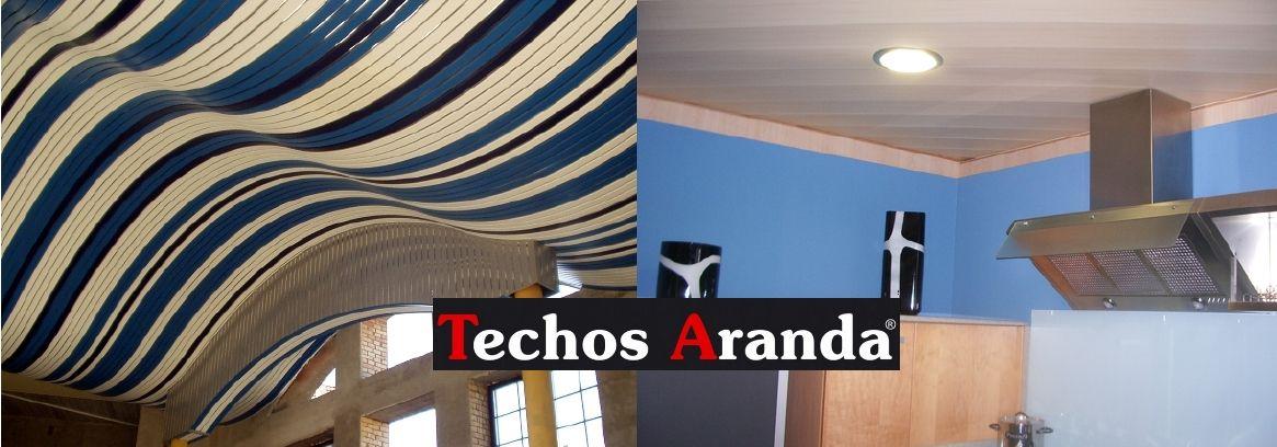 Techos aluminio Ames