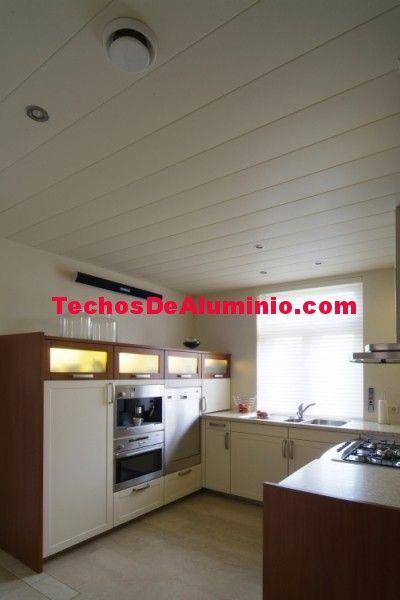 Techos aluminio Andalucía