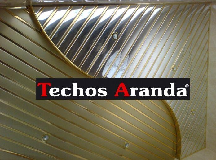 Techos aluminio Asturias
