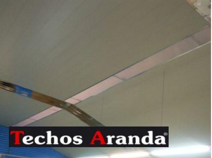 Techos aluminio Cuart de Poblet