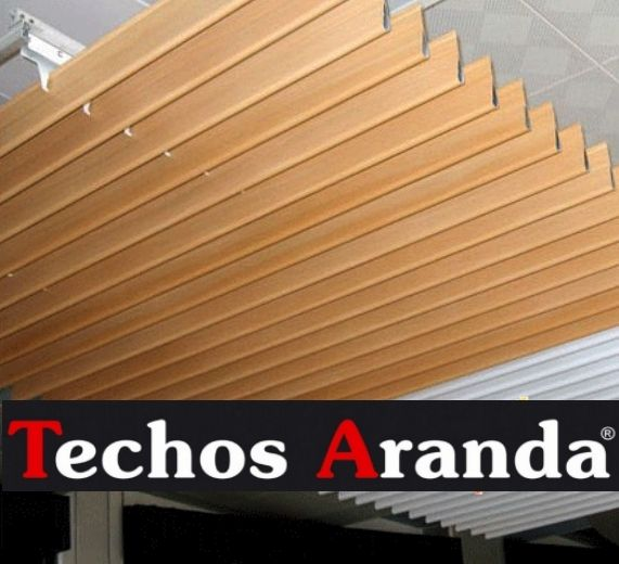 Techos aluminio España