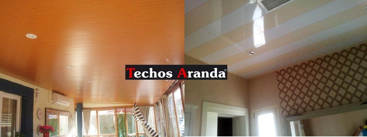 Techos aluminio Galicia