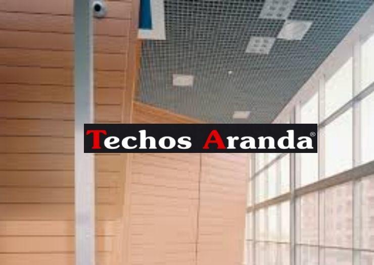 Techos aluminio La Línea de la Concepción
