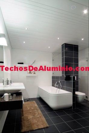 Techos aluminio Las Palmas