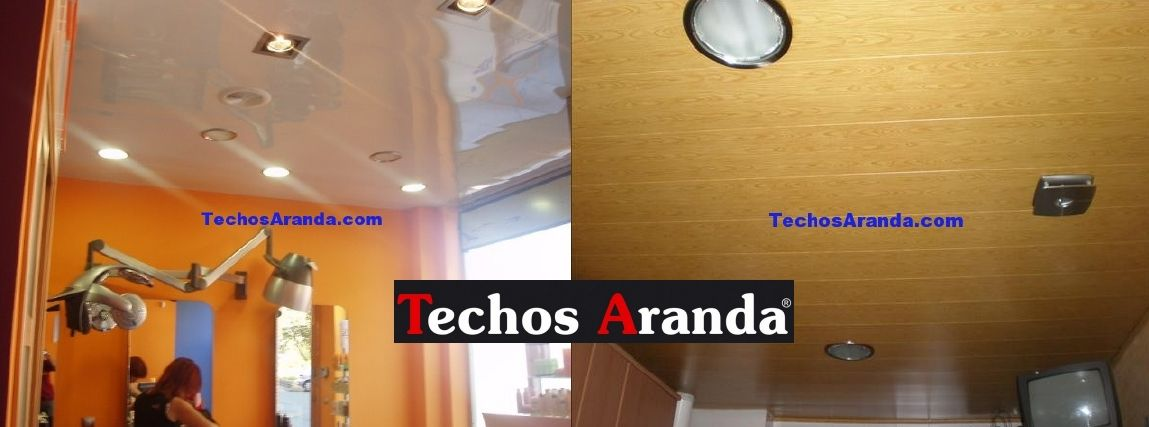 Techos aluminio Manises