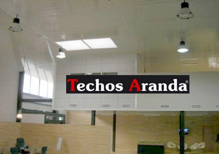 Techos aluminio Mijas
