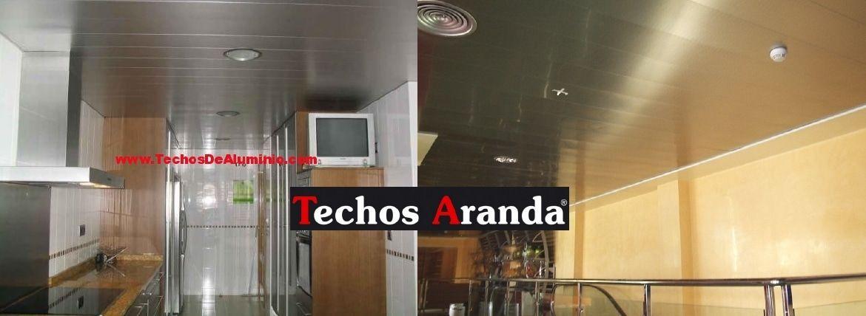 Techos aluminio Moncada y Reixach