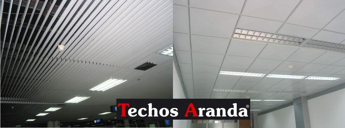 Techos aluminio Oleiros