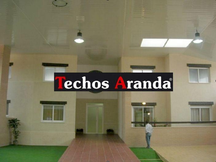 Techos aluminio País Vasco