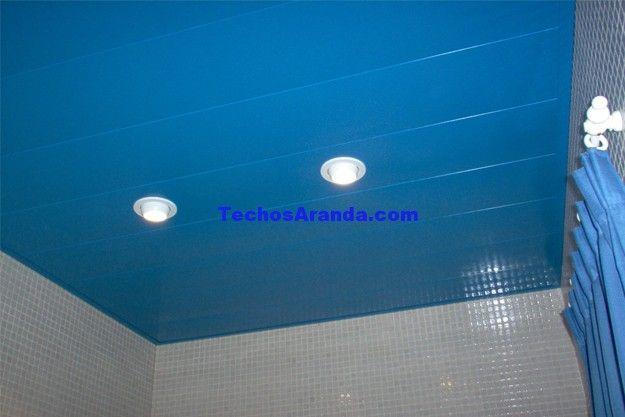 Techos aluminio Pinto