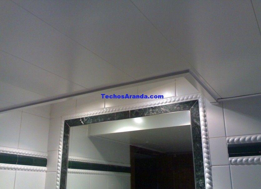 Techos aluminio Pontevedra
