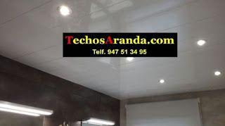 Techos aluminio Salamanca