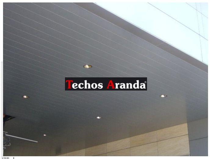 Techos aluminio Sant Cugat del Vallés