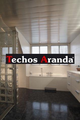 Techos aluminio Santander