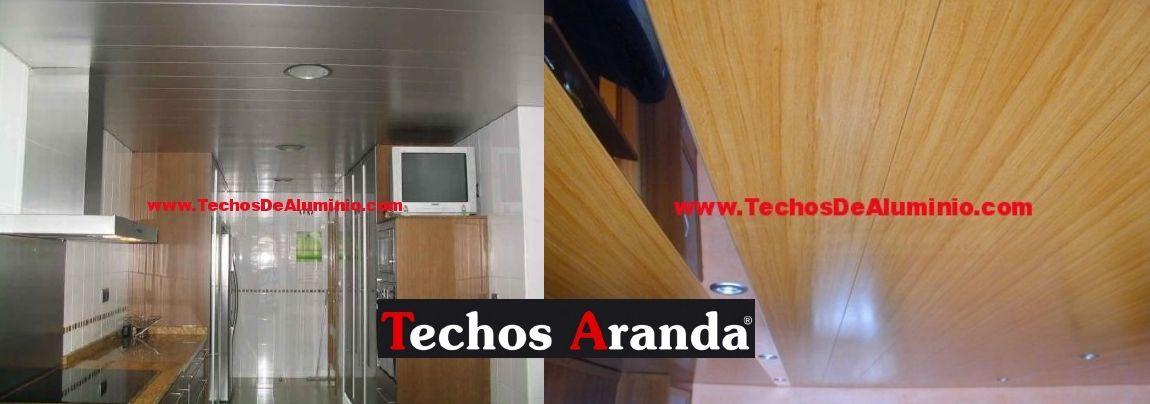 Techos aluminio Vall de Uxó