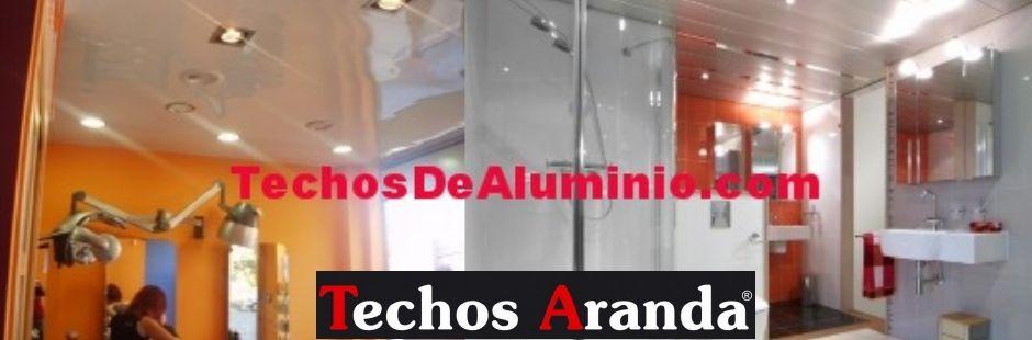 Techos de aluminio en Adahuesca