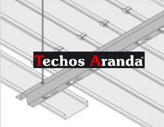 Techos de aluminio en Albero Bajo