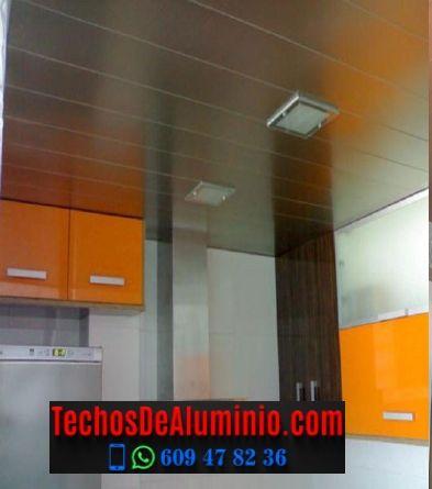 Techos de aluminio en Alcalá de los Gazules