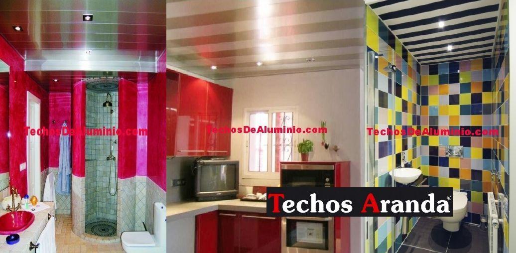 Techos de aluminio en Aljaraque