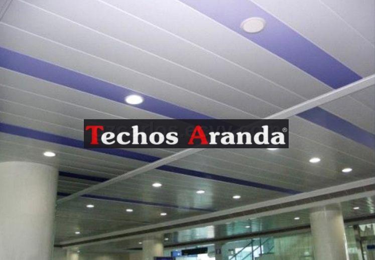 Techos de aluminio en Ansó