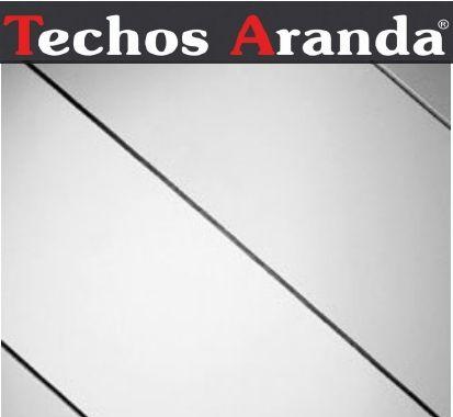 Techos de aluminio en Antzuola