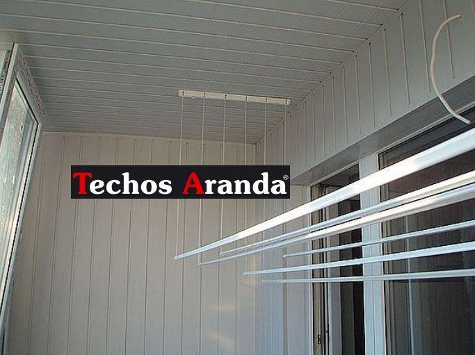 Techos de aluminio en Arama