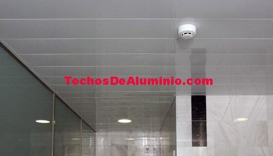 Techos de aluminio en Ariany
