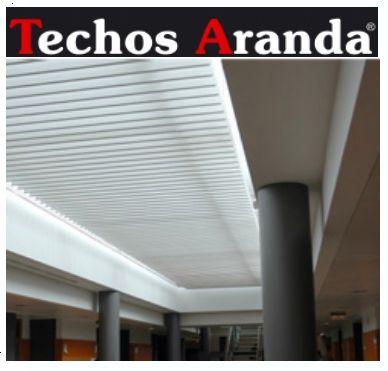 Techos de aluminio en Azkoitia