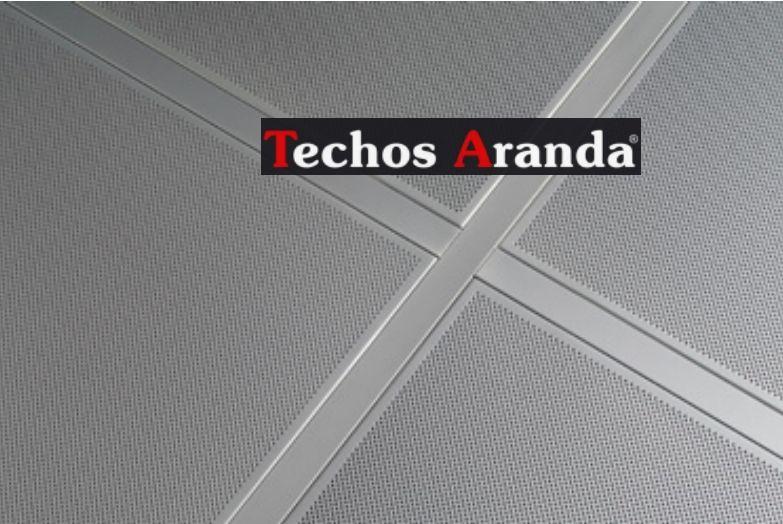 Techos de aluminio en Campofrío