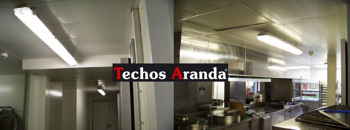 Techos de aluminio en Castiello de Jaca