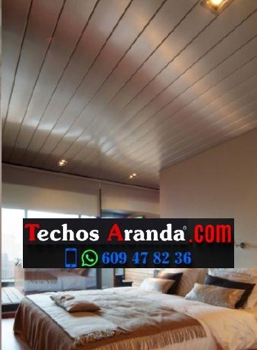 Techos de aluminio en Cerdanyola del Vallès