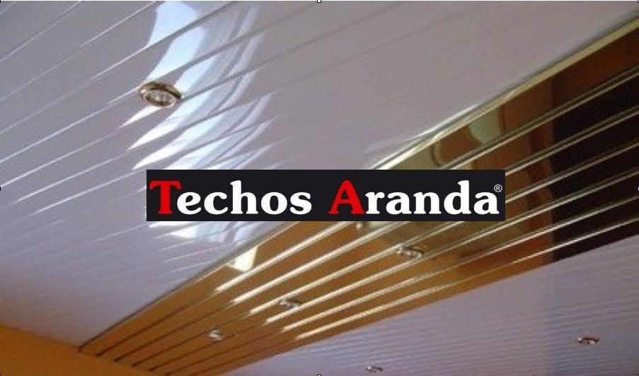Techos de aluminio en Don Álvaro
